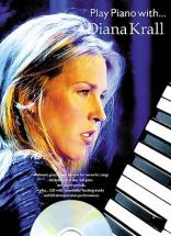 Play Piano With - Krall Diana + Cd