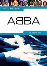 Really Easy Piano - Abba