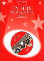 Guest Spot - Smash Hits Playalong For + Cd - Flute