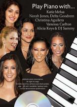 Play Piano With Katie Melua, Norah Jones, Delta Goodrem, Christina Aguilera, Vanessa Carlton...