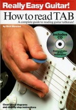 Really Easy Guitar - How To Read - Guitar Tab
