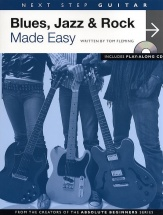 Next Step Guitar Blues, Jazz And Rock Made Easy + Cd - Guitar