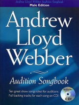 Andrew Lloyd Webber Audition Songbook Pvg + Cd - Pvg