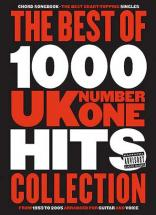 Best Of 1000 Uk N°1 Hits Collection - Chord Songbook