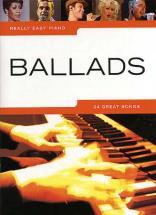 Really Easy Piano - 24 Ballads