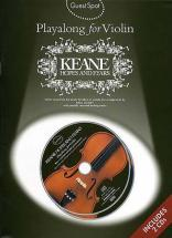 Guest Spot - Playalong - Keane - Hopes And Fears + 2cd - Violon