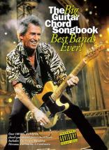 The Big Guitar Chord Songbook - Best Bands Ever - Paroles Et Accords