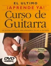 Lozano Ed - El Ultimo Curso De Guitarra + 3cd + Dvd - Guitar
