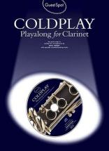 Guest Spot - Coldplay - Playalong For Clarinet + 2cd