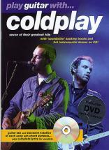 Coldplay - Play Guitar With + Cd + Dvd - Guitar Tab