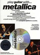 Play Guitar With Metallica (cd Et Dvd)