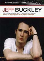 Buckley Jeff - 13 Titles - Piano
