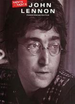 Lennon John - Note For Note - Pvg