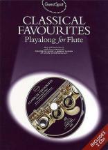 Guest Spot - Classical Favourites + 2cd - Flute