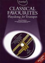 Guest Spot - Classical Favourites + 2cd - Trompette