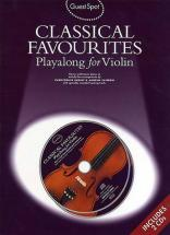 Guest Spot - Classical Favourites + 2cd - Violon