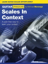 Guitar Springboard Scales In Context - Guitar