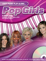 Easy Piano Play-along - Pop Girls - Pvg