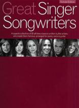 Great Singer Songwriters Female - Pvg