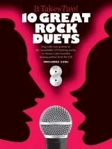 It Takes Two 10 Great Rock Duets Pvg + 2cd - Pvg