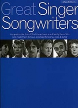 Great Singer Songwriters Male Edition - Pvg