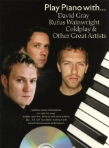 Play Piano With David Gray, Rufus Wainwright, Coldplay And Other Great Artists - Pvg