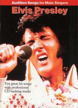 Presley Elvis - Audition Songs - Male Singers + Cd - Pvg