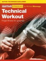 Guitar Springboard Technical Workout - Guitar