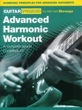 Guitar Springboard Advanced Harmonic Workout - Guitar