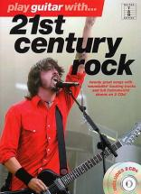 Play Guitar With - 21st Century Rock + 2 Cd - Guitar Tab