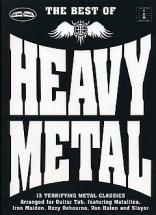 The Best Of Heavy Metal - Guitar Tab