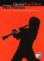 Solo Debut - Film Themes + Cd - Clarinet