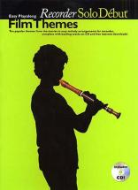 Solo Debut - Film Themes + Cd - Recorder