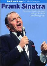 Sinatra Frank - Audition Songs Male Singers + Cd - Pvg