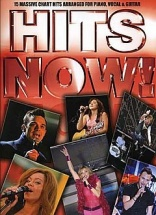 Hits Now Piano Voice Guitar - Pvg