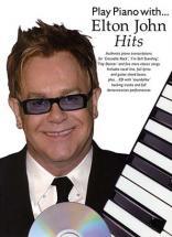 John Elton - Play Piano With Hits + Cd - Pvg