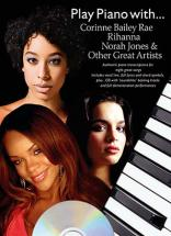 Play Piano With Bailey Rae, Rihanna, Norah Jones.... + Cd - Pvg