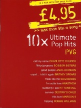 10 Ultimate Pop Hits - Pvg