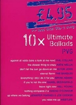 10 Ultimate Ballads - Pvg