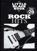 Little Black Book Anthologie Of Rock Hits