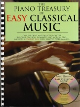 Piano Treasury Of Easy Classical Music - Piano Solo