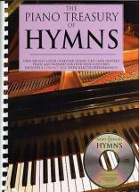 The Piano Treasury Of Hymns + Cd