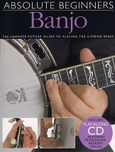 Absolute Beginners 5-string Banjo + Cd - Banjo