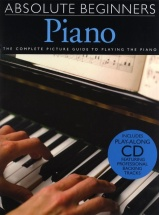 Piano - Absolute Beginners Bk. 1 - Piano Solo