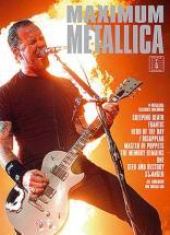 Metallica - Maximum 14 Classics - Guitar Tab