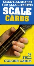 Scale Cards - 50 Scales And Arpeggios - Guitar