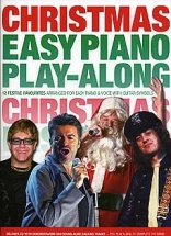 Christmas - Easy Piano Play-along - Piano Solo