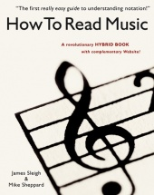 Sleigh James - How To Read Music - Theory