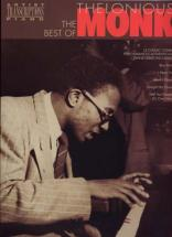 Monk Thelonious Best Of Piano 15 Classics