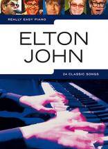 Really Easy Piano - Elton John